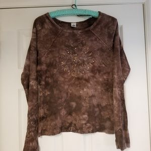 Prana women's XL long sleeve tshirt